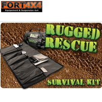 KIT DE SURVIE IRONMAN 4x4