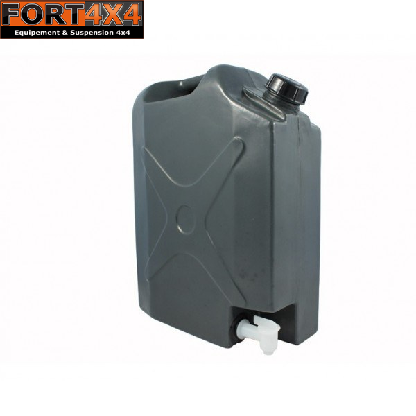 jerrican carburant et support jerrican fort 4x4 accessoires quipements suspensions 4x4. Black Bedroom Furniture Sets. Home Design Ideas