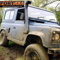 SNORKEL SAFARI Land Rover Defender V8
