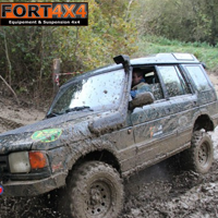 SNORKEL LAND ROVER DISCOVERY 200 ET 300 TDI SANS ABS