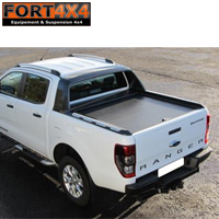 COUVRE BENNE COULISSANT (ROLL TOP COVER) FORD RANGER 2016+