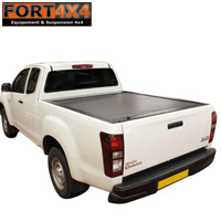 COUVRE BENNE COULISSANT (ROLL TOP COVER) ISUZU D-MAX 2012+