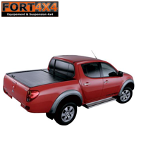 COUVRE BENNE COULISSANT (ROLL TOP COVER) MITSUBISHI L200 2006 à 2015