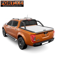 ROLL BAR NOIR COMPATIBLE ROLL TOP COVER NISSAN NP300 2016+