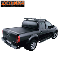COUVRE BENNE COULISSANT (ROLL TOP COVER) NISSAN NAVARA D40