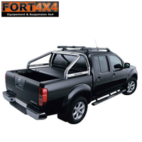 ROLL BAR INOX COMPATIBLE ROLL TOP COVER NISSAN NAVARA D40