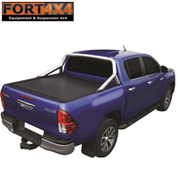 COUVRE BENNE COULISSANT (ROLL TOP COVER) TOYOTA HILUX REVO