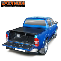 COUVRE BENNE COULISSANT (ROLL TOP COVER) TOYOTA HILUX VIGO