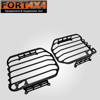 GRILLES DE PROTECTION DE PHARES LAND ROVER DEFENDER